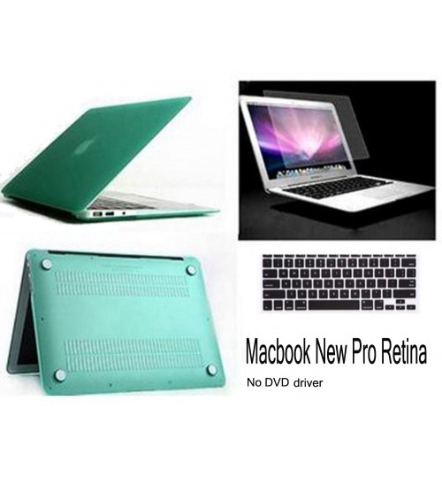 "MacBook New Pro Retina 13"" case 3IN1+FREE GIFTS"