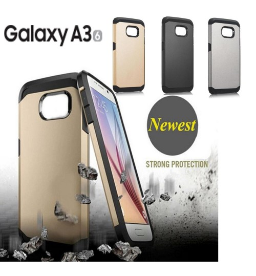 Galaxy A3 2016 Slim Armor impact proof case