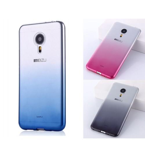 MEIZU M3 NOTE TPU Soft Gel Changing Color Case