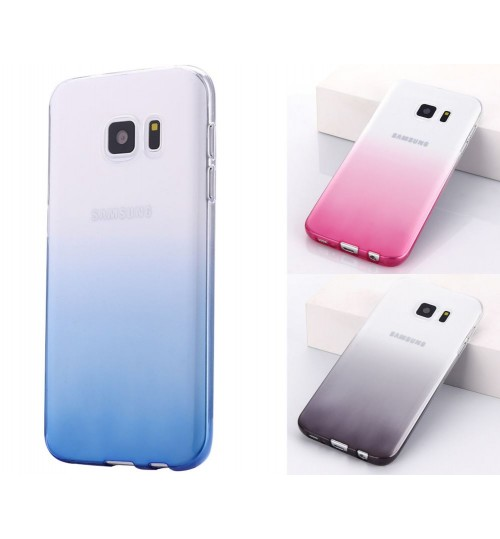 Galaxy S7 edge TPU Soft Gel Changing Color Case