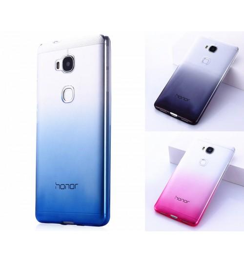 Huawei G8 TPU Soft Gel Changing Color Case