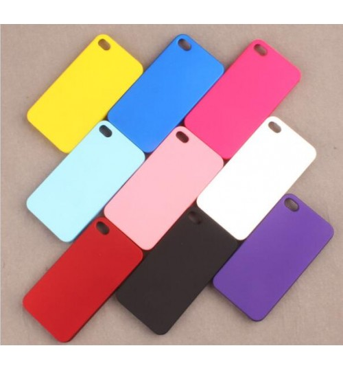 iPhone 4 4s case Slim hard Matte case +Pen