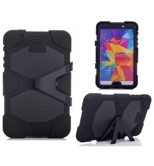 Galaxy Tab 4 8'' T330 defender rugged heavy duty case+Pen