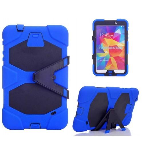 Galaxy Tab 4 8'' T330 defender rugged heavy duty case+Pen