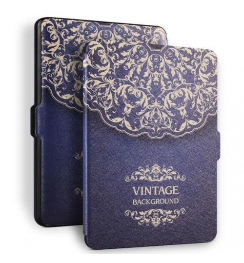 Kindle 7th Gen 2014 Cover Case+Free Gift printed cover case