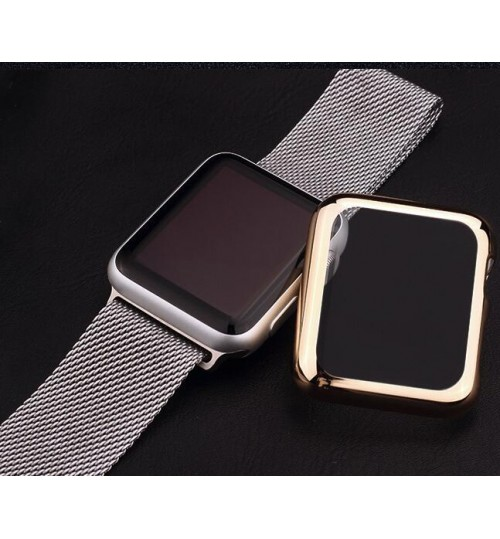 Apple watch iwatch 2nd gen 42mm Protective Snap-On Case ultra slim cover