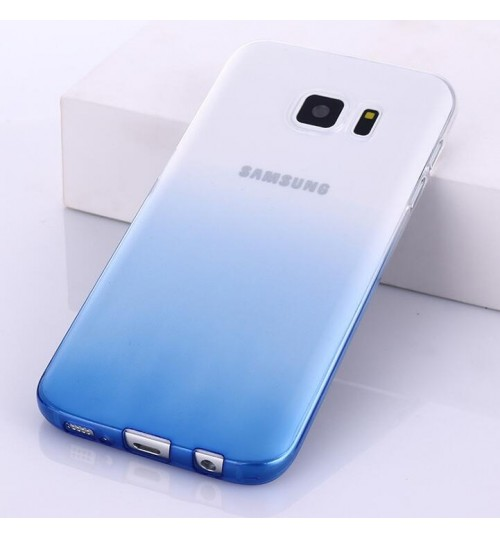 Galaxy A7 2017 Soft Gel Changing Color Case