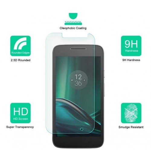 Moto G4 play Tempered Glass Protector Film 0.2mm