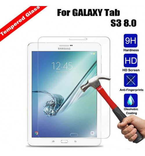 Galaxy Tab S3 8.0 inch Tempered Glass Screen Protector