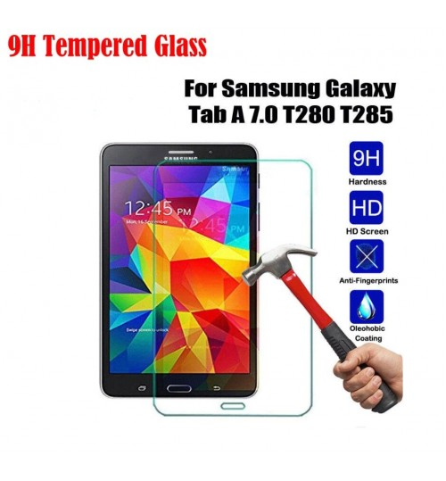 Samsung Galaxy Tab A 7.0 T280 Premium Tempered Glass Screen Protector Film