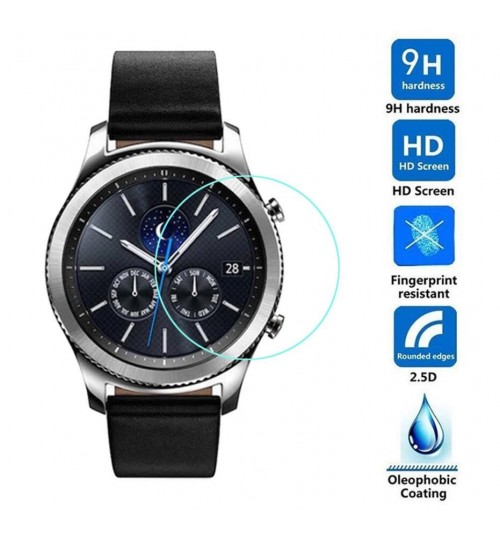 Samsung Gear S3 Watch Tempered Glass Protector