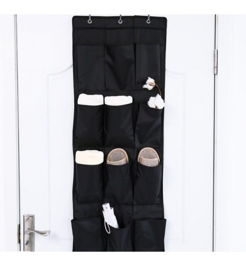 Hanging Storage Wall Door Closet Pouch Bag