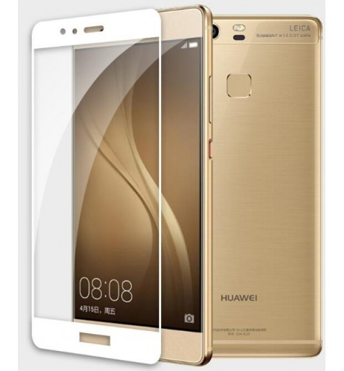 Huawei P10 Plus fully covered Curved Tempered Glass sreen protector