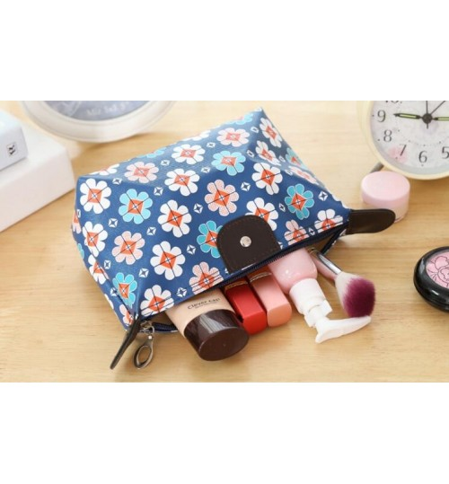 Makeup bag Purse Handbag Pouch Pen Pencil Case Bag Waterproof Zipper
