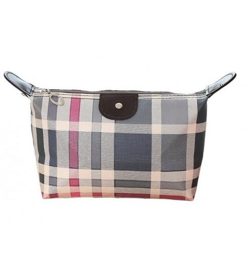 Makeup bag Purse Handbag Pouch Pen Pencil Case Bag Waterproof Zipper