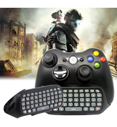 Keyboard Keypad Chatpad for Xbox 360 Controller