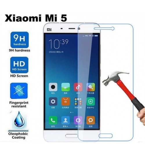 Xiaomi Mi 5 Tempered Glass Screen Protector Xiaomi 5 Screen saver
