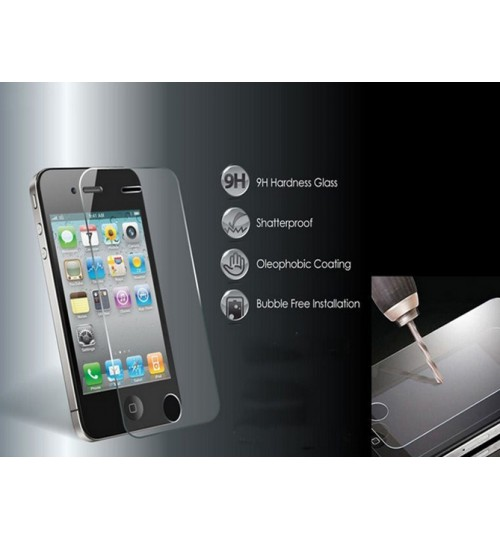 iPhone 5 5s 5c SE Tempered Glass Protector Film