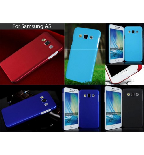 Samsung Galaxy A5 Slim hard case+SP+Pen