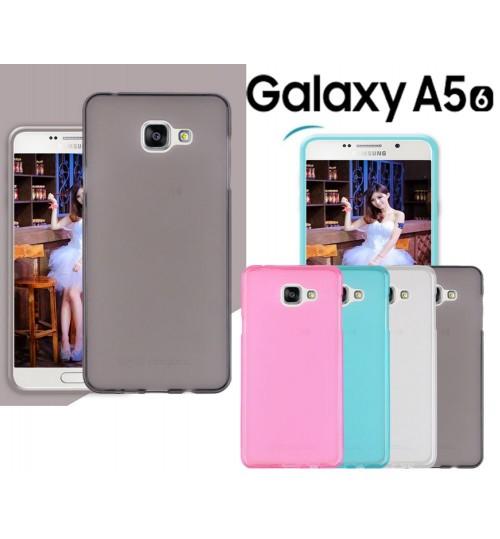 Galaxy A5 2016 case TPU Soft Gel Case
