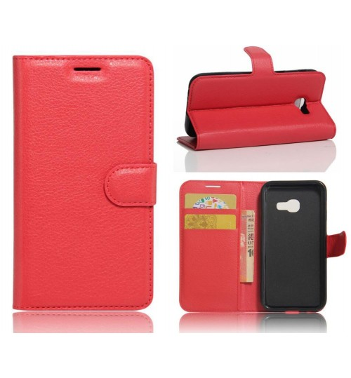 Samsung Galaxy A3 2017 Wallet leather cover