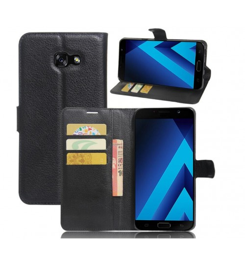 Samsung Galaxy A7 2017 Wallet leather cover