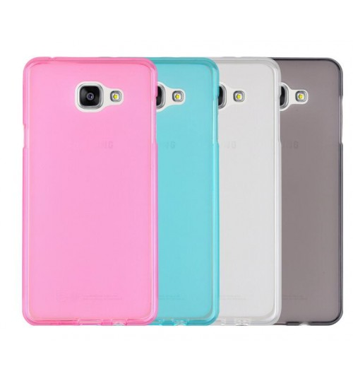 Samsung Galaxy A3 2017 case TPU Soft Gel Case