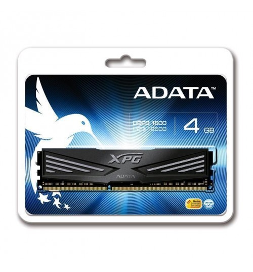 XPG 4GB DDR3 1600G CL9 DIMM Retail Lifetime wty