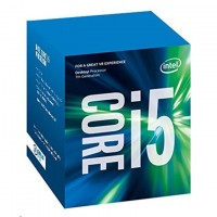 Intel Kaby Lake Core i5 7400, Quad Core 3.0Ghz 6MB  LGA 1151  4 Core/ 4 Thread