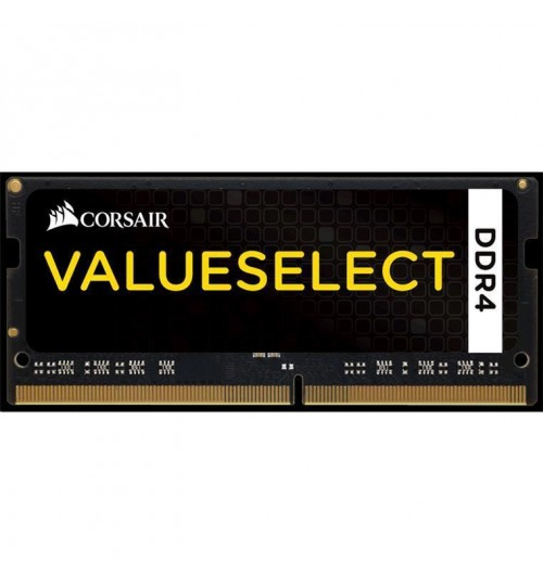 Corsair 4GB DDR4 - 2133MHz - Unbuffered - 15-15-15-36 - SoDIMM - 1.20V