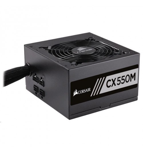 Corsair Cx550M Semi-Modular ATX PSU