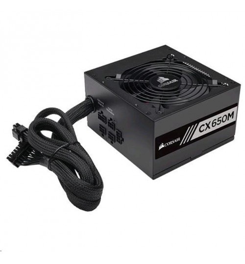 Corsair Cx650M Semi-Modular ATX PSU