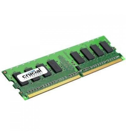 Crucial 2GB DESKTOP DDR2 667Mhz DIMM 240pin Non ECC PC2-5300 Desktop RAM