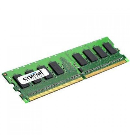 Crucial 2GB DESKTOP DDR2 800Mhz DIMM 240pin Non ECC PC2-6400 Desktop RAM