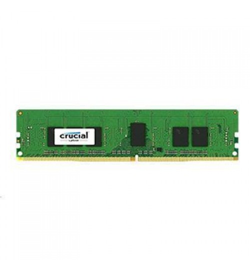 Crucial 4GB DDR4 2133 MT/s (PC4-2133) CL15 SR x8 ECC Registered DIMM 288pin