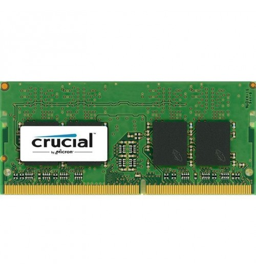 Crucial 4GB Laptop DDR4 2133 MT/s (PC4-17000) CL15 SR x8 Unbuffered SODIMM 260pin DDR4 Platform ONLY