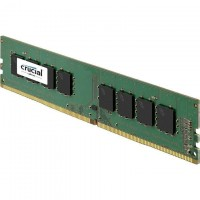 Crucial 8GB DESKTOP DDR4 2133 MT/s (PC4-17000) CL15 SR x8 Unbuffered DIMM 288pin Single Ranked, DDR4 Platform ONLY