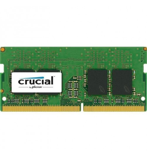 Crucial 8GB Laptop DDR4 2133 MT/s (PC4-17000) CL15 SR x8 Unbuffered SODIMM 260pin DDR4 Platform ONLY