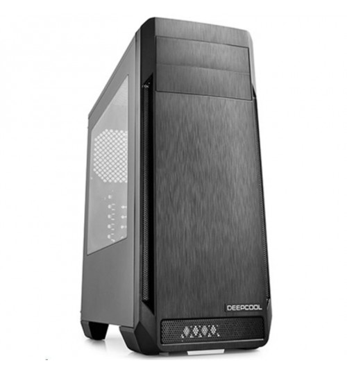 DEEPCOOL D-SHIELD Mid Tower Computer Case With Side Window