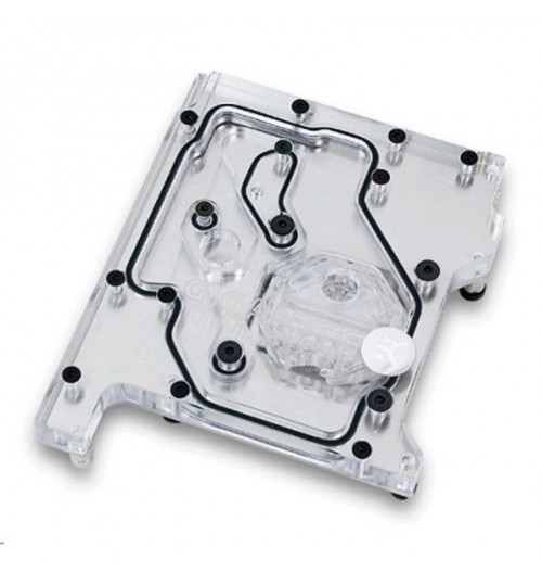 EKWB EK-FB GA Z170X Monoblock - Nickel - complete all-in-one (CPU and motherboard) liquid cooling solution for GIGABYTE  Z170X motherboards (UD5 TH, Gaming 7 and Gaming 5)