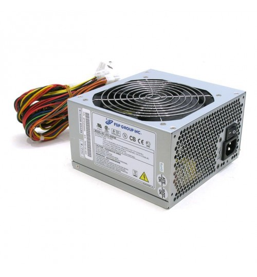 FSP 400W 60HCN ATX 12V Desktop OEM PSU (No Power Cables)