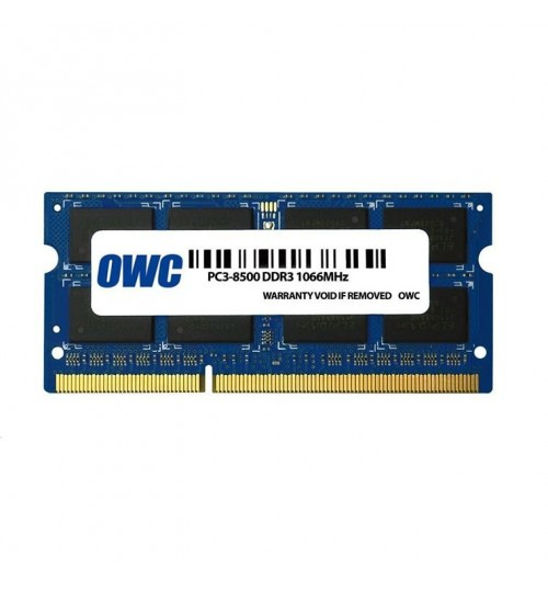OWC 4GB DDR3-1066 SO-DIMM 204 Pin SO-DIMM