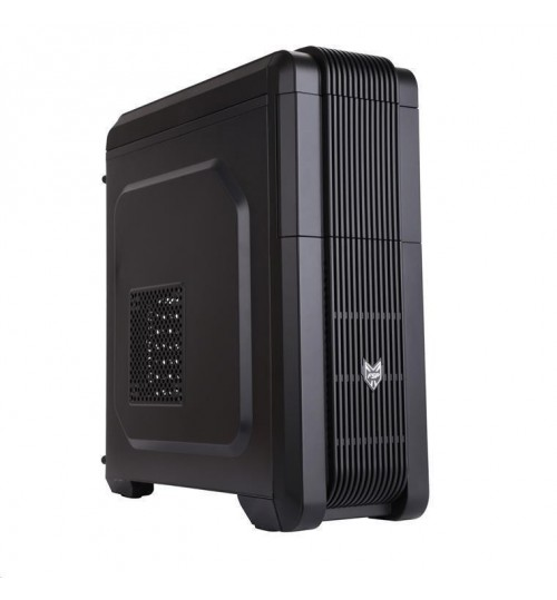 FSP P1805 ATX MID TOWER CASE(NO PSU) WITH 2X USB3.0 ,SUPPORT 400MM VGA CARD AND 160MM HEIGHT CPU COOLER