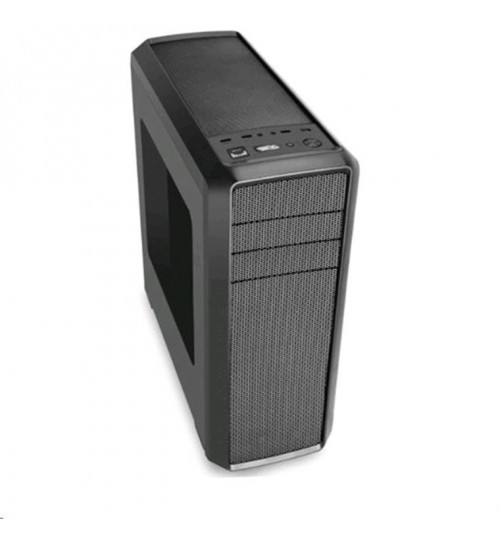 FSP P2000 Mid Tower Case with Window - 2xUSB3.0 - Dust Filters - 12cm Rear Fan - (No PSU)