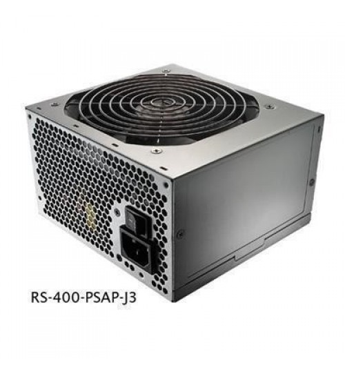 Cooler Master Elite Power 400W OEM PSU 20+4 pin & 4+4 pin ATX 12V V2.31 12cm fan Eco-friendly Reliability Quiet Noise Filter 70 efficiency