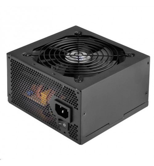 Silverstone Strider Essential ST60F-ESB 600W, efficiency 80Plus Bronze certification/Fixed Cable