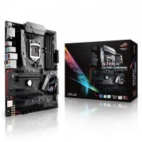 ASUS STRIX Z270H GAMING ATX For Intel Kaby Lake LGA1151 CPU. 4x DDR4  HDMI DVI-D, 2x M.2SATA6Gb/s RAID USB 3.1