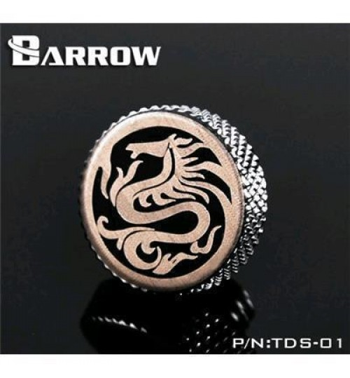 "Barrow G 1/4"" Plug (Year of Horse Special Edition Silver)"