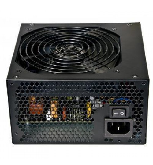 Antec 500W VP500P V2 Strictly Power 88% Efficiency, 120mm fan w/ Active PFC, Dual +12V rails, 2 x PCI-E (6+8), 4x SATA, 3x Molex, (MEPS Compliant)