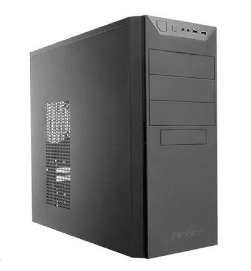 Antec VSK-4000B-U3 Mid-Tower Case - Black